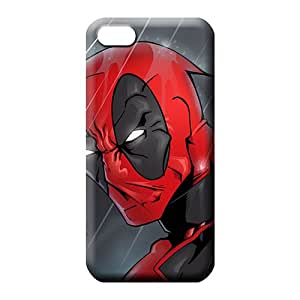 iphone 5 5s mobile phone skins PC Protection Hot Style deadpool i4