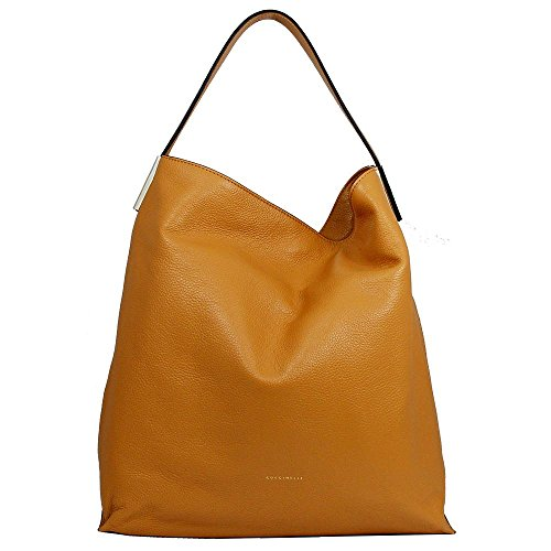 Coccinelle - Bolso al hombro para mujer marrón
