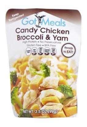 GotMeals Candy Chicken, Broccoli and Yam