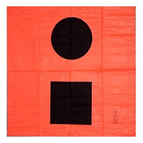 Orion Orange Distress Flag