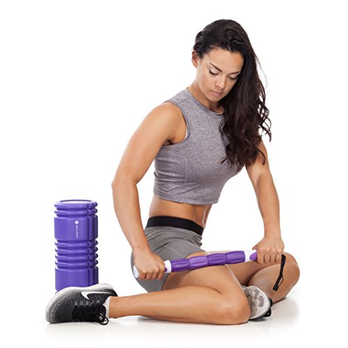 trigger point therapy with the foam roller exercises for muscle massage myofascial release injury prevention and physical rehab