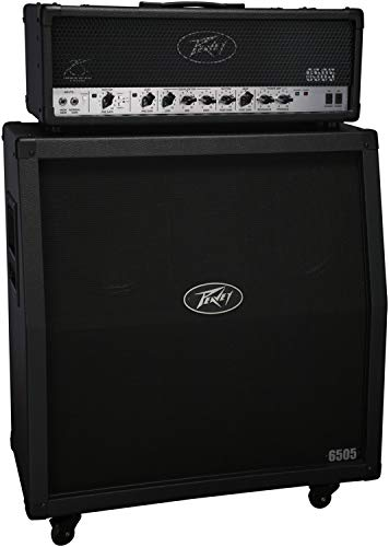 - Peavey 6505 Half Stack - 120-watt Head and 4x12