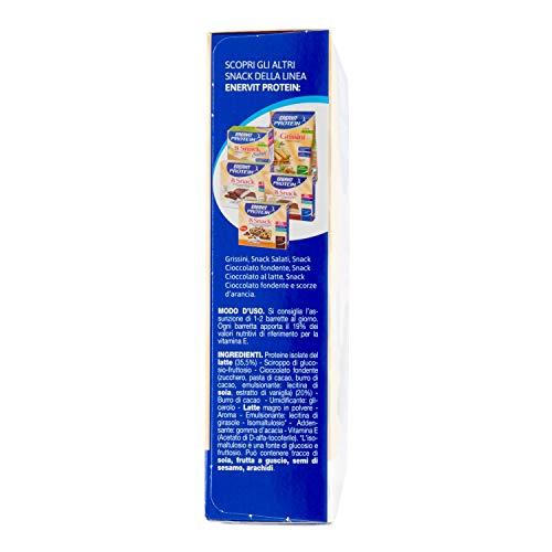 Proteína Enervit 8 dedo taste coco 8x23g: Amazon.es: Salud y cuidado personal