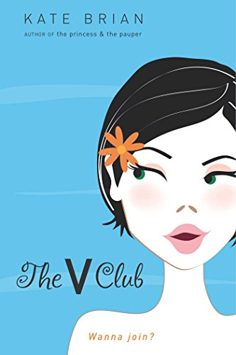 The V Club by [Brian, Kate]