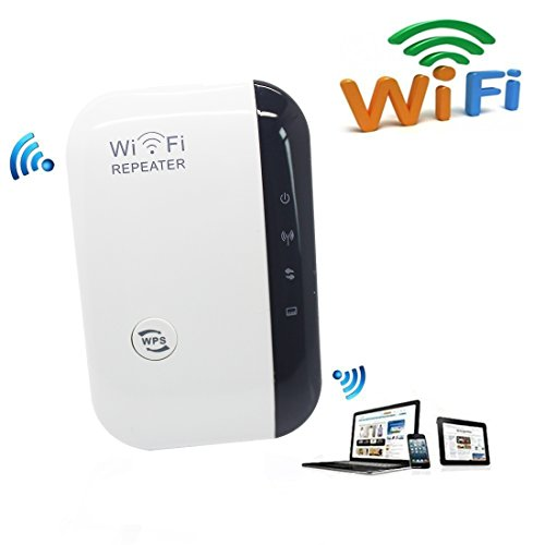 WiFi Range Extender Mini Router Booster Universal Wireless Enhanced Signal Repeater from Joylive