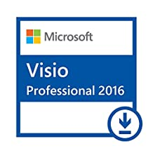 Microsoft Visio Professional 2016 For 1 PC