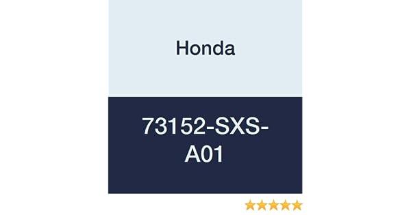 Genuine Honda Side Molding 73162-SXS-A01