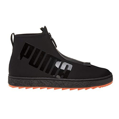 PUMA Basket Boot Anr Homme Baskets Mode Noir: