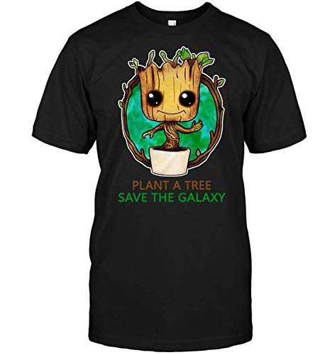 Plant A Tree Save The Galaxy - Guardians of the Galaxy