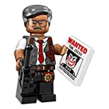 LEGO Minifigures Series Batman Movie - Commissioner Gordon