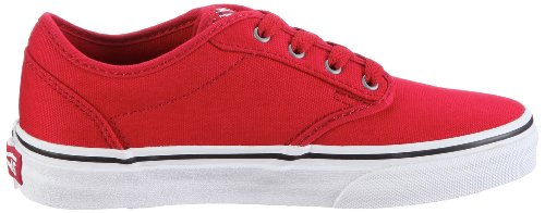 Vans Atwood Unisex-Kinder Sneakers Rot (Chili Pepper)