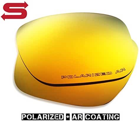 ORANGE Oakley Holbrook Lenses POLARIZED by Lens Swap. GREAT QUALITY & FITS PERFECTLY. Oakley Holbrook Replacement Lenses.