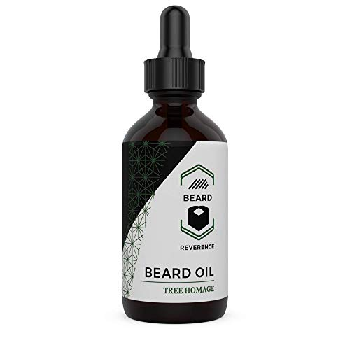 Eucalyptus Beard Oil All Natural Leave