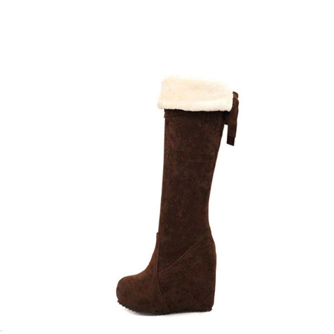 Sandalette-DEDE la Moda degli Stivali, Stivali Stivali Stivali Alti, Stivali Alti, Stivali Alti,Marrone,41 709c00