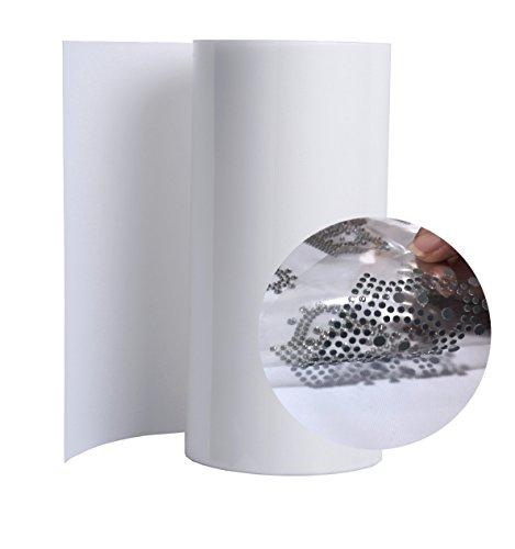 10 Ft x 11 Inch Hot Fix Rhinestones Transfer Paper, Acrylic Rhinestone Transfer Tape, Guaranteed Size 10 Feet