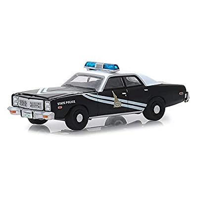 Greenlight 42880-C Hot Pursuit Series 31-1978 Dodge Monaco - Idaho State Police 1:64 Scale: Toys & Games