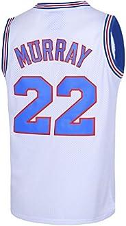 Mens Basketball Jerseys #22 Bill Murray Space Jam Jersey