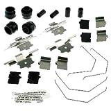 Carlson Quality Brake Parts H5786Q Disc Brake Hardware Kit