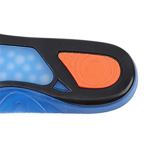 tamaño Talón ¡plantillas Dolor De Lxqgr Espolones Footactive Fascitis El Comfort 44 Y Rodilla 37 Plantar Para Espalda x6C6gSqw