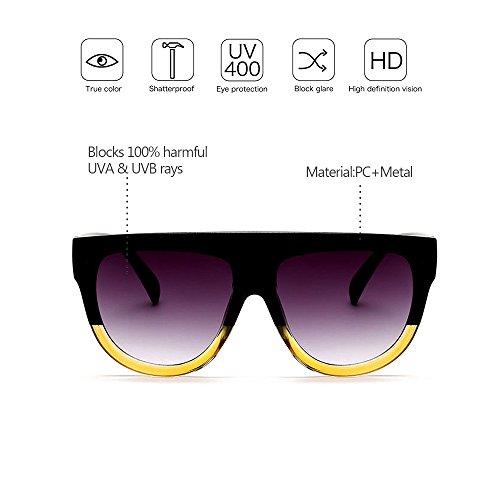 deporte sol Gafas Hombre Siamese aire XFentech al Mujer Estilo para de Gafas 08 libre y UV400 zIqtO