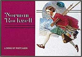 norman rockwell a book of postcards