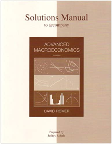 Solutions manual to accompany advanced macroeconomics jeffrey solutions manual to accompany advanced macroeconomics 3rd edition fandeluxe Choice Image