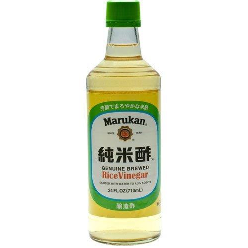 Rice Vinegar - Unseasoned - 1 bottle - 24 fl oz