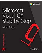 Microsoft Visual C# Step by Step (9th Edition)