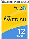 Software : Rosetta Stone: Learn Swedish for 12 months on iOS, Android, PC, and Mac - mobile & online access [PC/Mac Online Code]