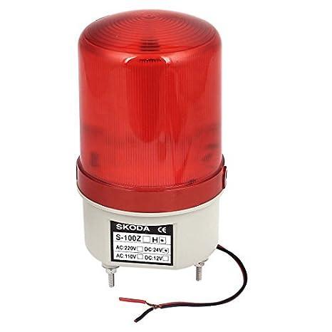 Alarma eDealMax DC 24V Industrial señal LED indicador de luz ...