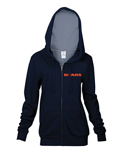 chicago bears hooded sweatshirt - 2