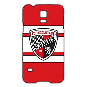Unique Design FC Ingolstadt Series Football Club Phone Case Cover For Samsung Galaxy S5mini 3D Plastic Phone Case