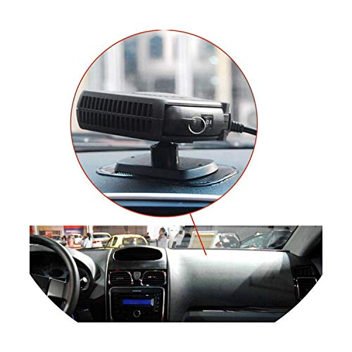 12V 150W Auto Car Vehicle Portable Dryer Heater Heating Cool