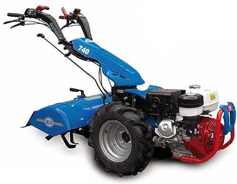 BCS 740 Motocultor de gasolina Honda GX 390: Amazon.es: Jardín