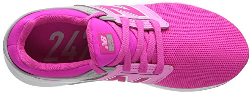 pink Fe Unisex Para Balance New 247v2 Rosa Niños pink Zapatillas qU0Ttz