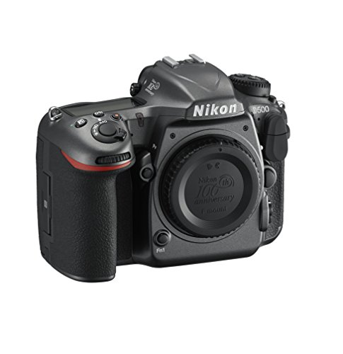 Nikon D500 100th Anniversary Edition with 3.2-Inch LCD,