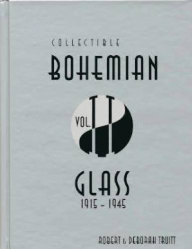 Collectible Bohemian Glass, 1915-1945