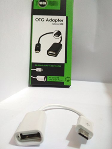 OTG Optimus Cable USB On The Go Cable for Connecting USB Devices for Mobiles and Tablets