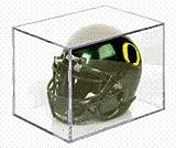 Mini Football Helmet Display Case/Holder by BallQube by BallQube