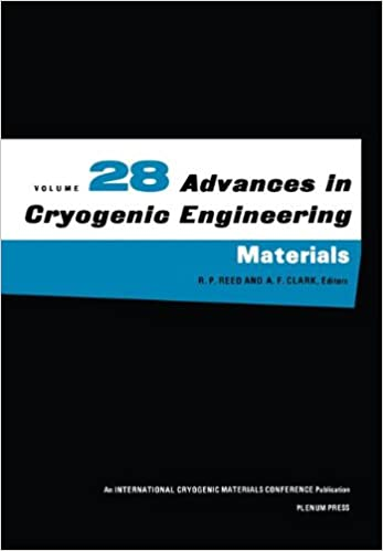 Advances in Cryogenic Engineering, Volume 28