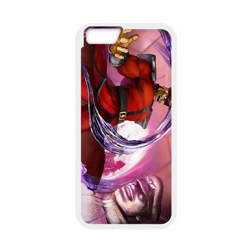 Street Fighter V 9 coque iPhone 6 Plus 5.5 Inch cellulaire cas coque de téléphone cas blanche couverture de téléphone portable EEECBCAAN03257