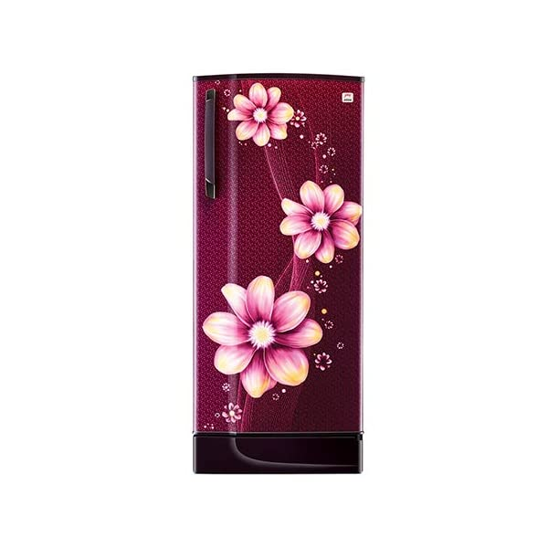 Godrej 221 L 3 Star With Inverter Single Door Refrigerator (RD EDGESX 236C 33 TAI PL WN, Pearl Wine) 2021 August Godrej Single Door Refrigerator 3 Star , Toughened Glass Shelves-Made With Toughened Glass, Each Shelf Has The Strength To Hold Weight Of Up To 120 Kg. Power Consumption- 128 kWh/Year, Power Requirement- AC 140 - 290 V, BEE Rating Year-2020, Stabilizer Required-No 221 ltr Refrigerator , Warranty: 1 Year On Product, 10 Years On Compressor, Door Lock-Yes, Removable Gasket-Yes, Door Alarm-No. Large Vegetable Basket-no, Twin Inverter Technology Godrej Twin Inverter Technology is a new generation of inverter compressors for refrigerators. This technology ensures that the compressor & fan can run at different speeds according on the load required by the fridge, making it cost & energy efficient.-Yes, 100% CFC Fridge Single Door 3 Star, Energy Rating: 3 Star, Electricity Consumption-165* Unit Per Year, Air Flow Type- Multi Air Flow, Temperature Control-Yes, Express Freezing-Yes