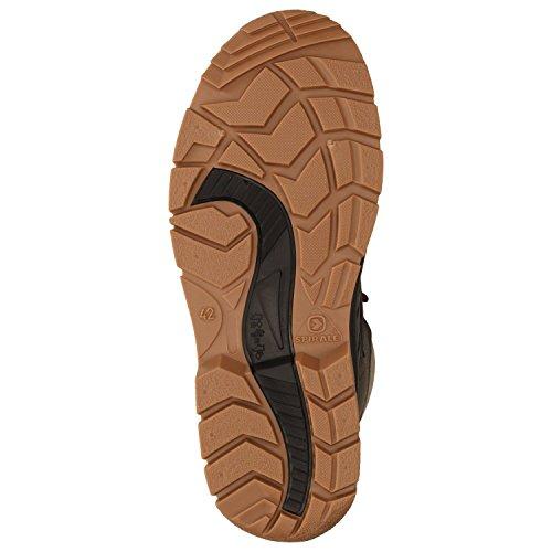 Stivali Stivali Marrone Spirale marrone uomo marrone dvwnIq7