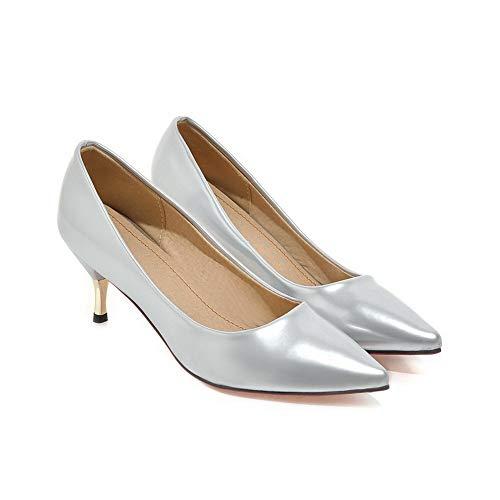 Sandales Silver BalaMasa Compensées APL10504 Argenté 5 Femme 36 Oafnwx
