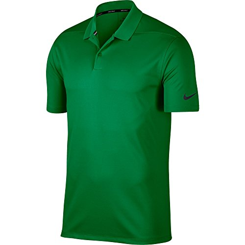 Solid NIKE Classic Polo Victory Men's Dry Shirt Black Green Golf BwqFAtTw