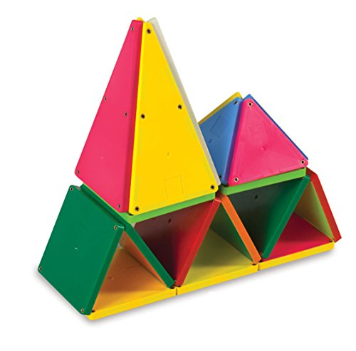 (Magna-Tiles 02300 Solid Colors 100 Piece)