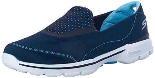 Skechers rendimiento GB marcha 3 Elevate zapatillas de senderismo Navy-Blue