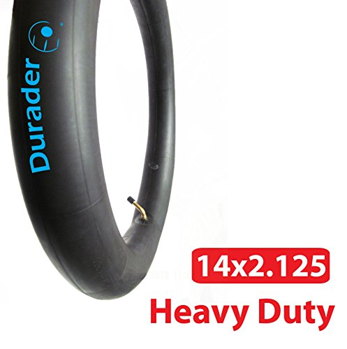 14x2.125 Inner Tube with Angled Valve for Electric Bike by Lineament
