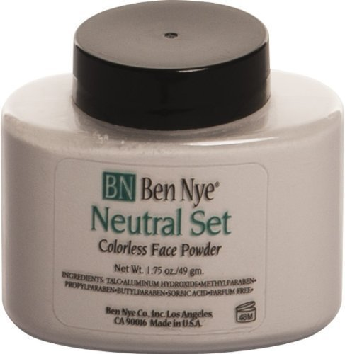 Ben nye neutral set colorless powder 42gm/1.5oz -