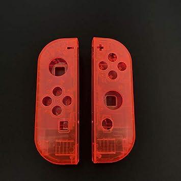 Amazon.com: Carcasa con marco central para consola Nintendo ...